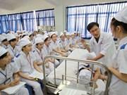Santé : priorité au développement des ressources humaines