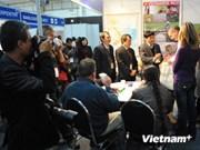 Les produits vietnamiens sont très appréciés à la Foire SAITEX