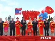 Vietnam-Laos : inauguration du poste frontalier international de La Lay