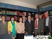 Vietnam-Allemagne : intensifier la diplomatie populaire
