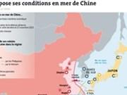 Les médias français critiquent les agissements de la Chine en Mer Orientale