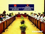 Vietnam et Laos partagent leurs expériences dans la gestion budgétaire