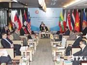 Réunion spéciale des hauts officiels de l'ASEAN