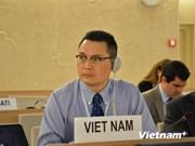 Droits de l'homme : La communauté internationale apprécie les efforts du Vietnam