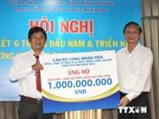 De nombreuses activités s'orientent vers la mer et les îles du Vietnam