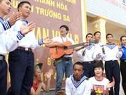 Un programme radio pour les soldats de Truong Sa