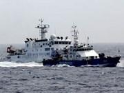 Les navires chinois continuent d'harceler les navires officiels du Vietnam