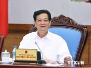 Le gouvernement discute des  résultats socio-économiques