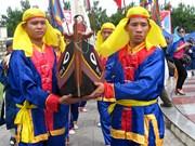 Cérémonie commémorative des garnisons de Hoang Sa