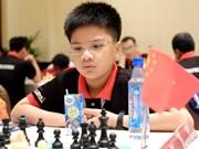 Echecs : Vietnam remporte trois médailles d'or aux Championnats d'Asie junior