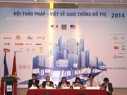 Coopération franco-vietnamien dans le transport urbain