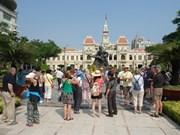 Hô Chi Minh-Ville : hausse du nombre de touristes au 1er semestre