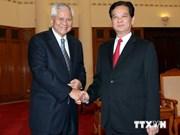 Renforcement de la coopération Vietnam-Philippines