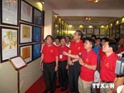 Exposition sur Hoang Sa et Truong Sa à Hung Yen