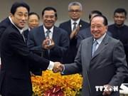 Le Cambodge soutient la politique pacifiste du Japon
