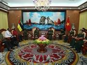 Défense: la coopération Vietnam-Mozambique se renforce