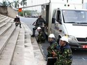 Le Vietnam appelle le soutien du génie militaire russe