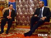 La Russie apprécie le rôle de l'ASEAN