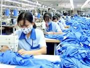 Accélération des exportations de textile vietnamien vers l'UE
