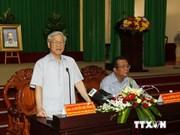 Binh Thuan doit développer l'économie maritime