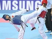 Branle-bas de combat pour les taekwondoïstes vietnamiens