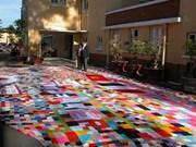 Montpellier et Dà Lat tricotent pour les victimes de la dioxine