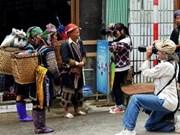 Hausse du nombre de touristes à Lao Cai