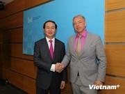 Sécurité publique : Vietnam et R. tchèque approfondissent leurs relations