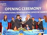 Télécoms: VNPT International ouvre un bureau de représentation au Cambodge