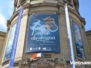 "Exposition ""L'Envol du dragon-Art royal du Vietnam"" à Paris"