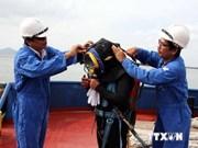 Formation en plongée sous-marine pour les pêcheurs de Ly Son