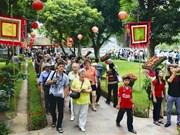 Le Vietnam brille sur la carte touristique du monde