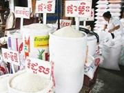 Le Cambodge exporte 178.000 tonnes de riz au premier semestre