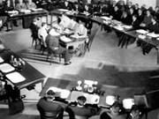 Les accords de Genève, grande victoire de la diplomatie du Vietnam