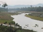 Grave sécheresse dans le Centre