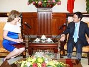Vietnam et Arménie consolident leurs relations de coopération