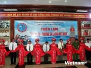 Exposition sur Hoang Sa et Truong Sa à Thua Thien-Huê