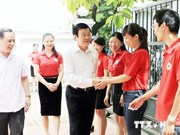 La Croix-Rouge du Vietnam doit continuer d'aider les personnes démunies