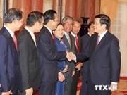 Le président Truong Tan Sang nomme 22 nouveaux ambassadeurs