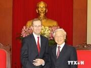 Vietnam-Royaume-Uni : les liens se resserrent fortement