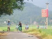Accélération de l'exécution de l'édification de la Nouvelle ruralité