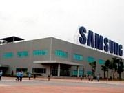 Vietnam, le premier choix de Samsung