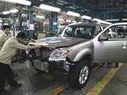 Approbation d'une stratégie nationale sur l'automobile