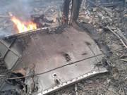 Crash d'hélicoptère Mi-171: un soldat de plus décédé
