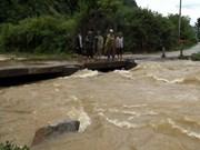 Typhon Rammasun : les provinces du Nord s'activent pour se rétablir