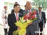 Vietnam et Sri Lanka coopèrent dans la lutte anti-criminalité