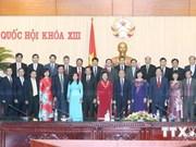 Le corps diplomatique est la passerelle reliant le Vietnam au monde