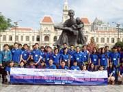 Viêt Kiêu: colonie de vacances d'été 2014 à Ho Chi Minh-Ville