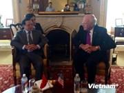 Vietnam-États-Unis: renforcement des relations de coopération