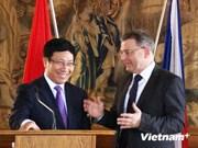 Le Vietnam est un important partenaire pour la R. tchèque